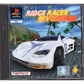 Ridge Racer Revolution (JPN) (PS1)