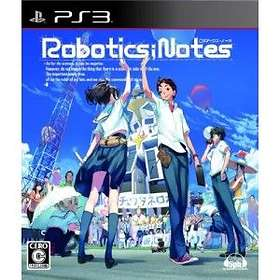 Robotics Notes (JPN) (PS3)