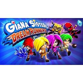 Giana Sisters: Dream Runners (PC)