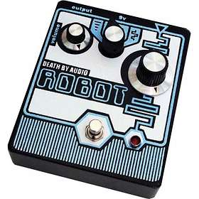 Death By Audio Robot Resynthesizer