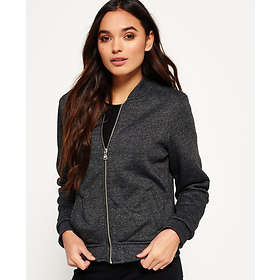 Superdry Orange Label Micro Jersey Luxe Bomber (Women's)