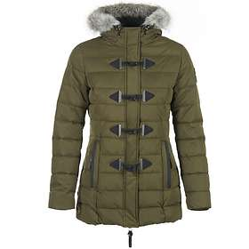 Superdry Tall Marl Toggle Puffle Jacket (Women's)