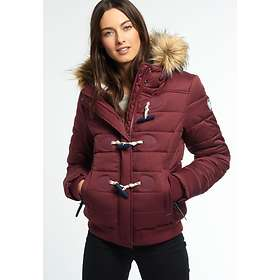 Superdry Marl Toggle Puffle Jacket (Women's)