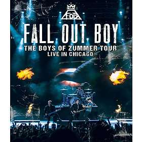 Fall Out Boy: The Boys of Zummer Tour - Live in Chicago