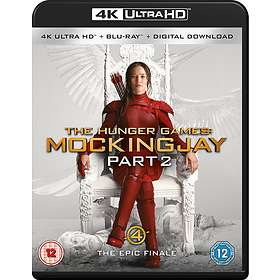 The Hunger Games: Mockingjay - Part 2 (UHD+BD)