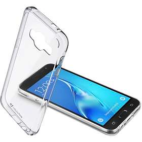 Cellularline Clear Duo for Samsung Galaxy J3