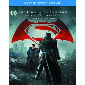 Batman v Superman: Dawn of Justice - Ultimate Edition (3D)