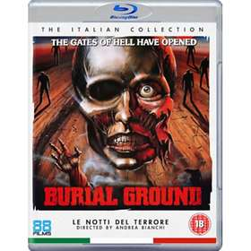 Burial Ground - The Italian Collection