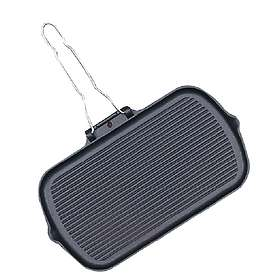Vogue Cookware K417 Grill Pan 38x22.5cm
