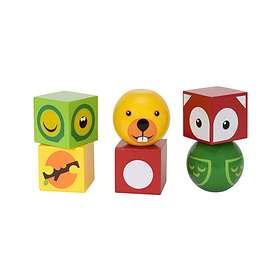 BRIO Magnetic Forest Animals 30445