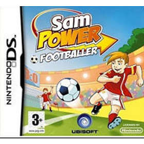 Tim Power Footballer (DS)