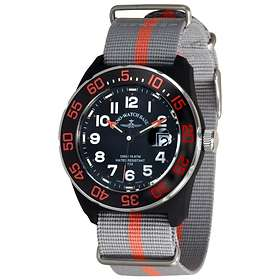 Zeno-Watch Diver Look H3 Teflon 6594Q-a15-Nato-35