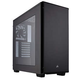 Corsair Carbide 270R (Noir/Transparent)
