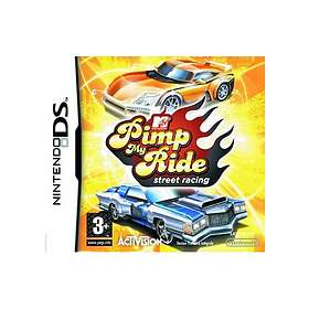 Pimp my Ride: Euro Street Racing (DS)