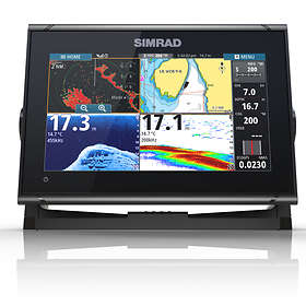 Simrad GO9 XSE (Excl. transducer)