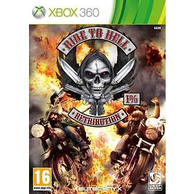 Ride to Hell (Xbox 360)