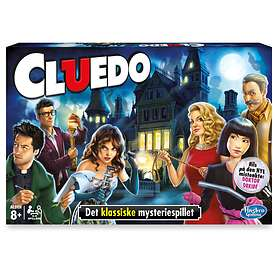 Hasbro Cluedo: The Classic Mystery Board Game