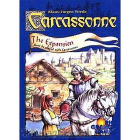 Carcassonne: Inns & Cathedrals (1st Edition) (exp. 1)