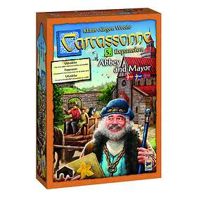 Carcassonne: Abbey & Mayor (2nd Edition) (exp. 5)