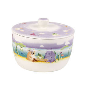 Villeroy & Boch Lily In Magicland Sweet Bowl Med Lock (45cl)
