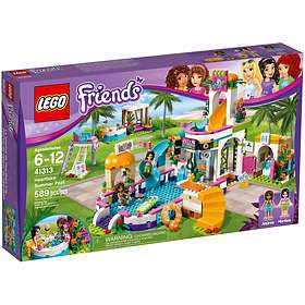 LEGO Friends 41313 Heartlakes Sommarpool