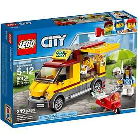LEGO City 60150 Pizzabil