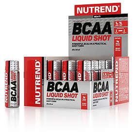 Nutrend BCAA Liquid Shot 60ml 20-pack