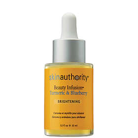 Skin Authority Beauty Infusion Turmeric & Blueberry Brightening Serum 30ml