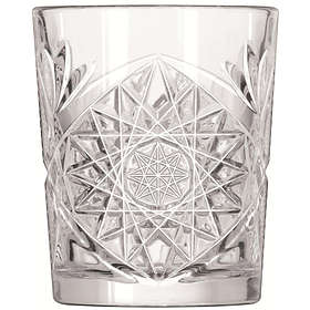 Libbey Hobstar DBL Old Fashioned Whiskyglas 35,5cl