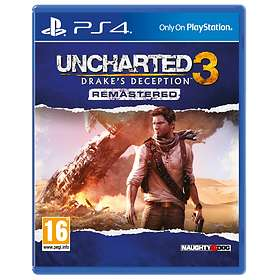 Uncharted 3: Drake's Deception - Remastered