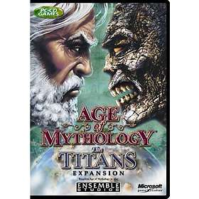 Age of Mythology: The Titans (Expansion) (PC)