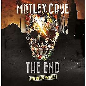 Mötley Crüe: The End - Live in Los Angeles (Earbook) (2CD+DVD)
