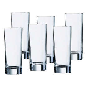 Luminarc Islande Highballglas 33cl 6-pack