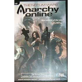 Anarchy Online: The Notum Wars (Expansion) (PC)