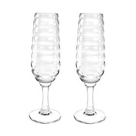 Portmeirion Sophie Conran Champagne Glass 20cl 2-pack