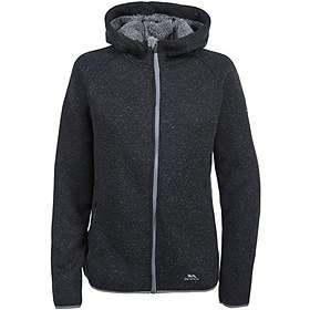 Trespass Valeo Full Zip Fleece Hoodie Jacket (Dam)
