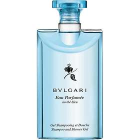 BVLGARI Eau Parfumee Au The Bleu Shampoo And Shower Gel 200ml