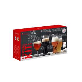 Spiegelau Craft Beer Ölprovarglas 75/60/54/50cl 4-pack