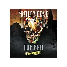 Mötley Crüe: The End - Live in Los Angeles (2CD+DVD)
