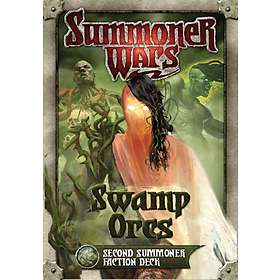 Summoner Wars: Swamp Orcs Second Summoner (exp.)