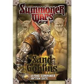 Summoner Wars: Sand Goblins Second Summoner (exp.)