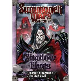 Summoner Wars: Shadow Elves Second Summoner (exp.)