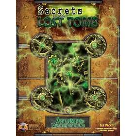 Secrets of the Lost Tomb: Atlantis – Mystery 13 (exp.)