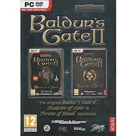 Baldur's Gate II + Throne of Bhaal (PC)