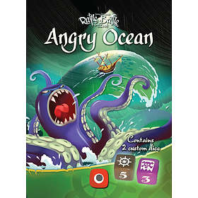 Rattle, Battle, Grab the Loot: Angry Ocean (exp.)