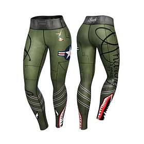 Anarchy Apparel Compression Bomber Tights (Dam)