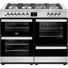 Belling Cookcentre 110DFT (Stainless Steel)