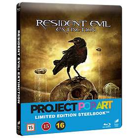 Resident Evil: Extinction - Limited Edition SteelBook
