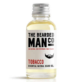 The Bearded Man Co Tobacco Beard Oil 30ml