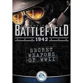 Battlefield 1942: Secret Weapons of WWII (Expansion) (PC)